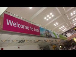 Vinyl AIS @ Loei Airport