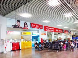 *NEW*Wall Wrap Air Asia @Krabi Airport