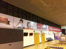 *New* Wall Wrap Air Asia @KhonKaen Airport